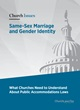 Church Issues: Same-Sex Marriage and Gender Identity