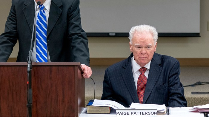 Paige Patterson Fired by Southwestern, Stripped of Retirement Benefits
