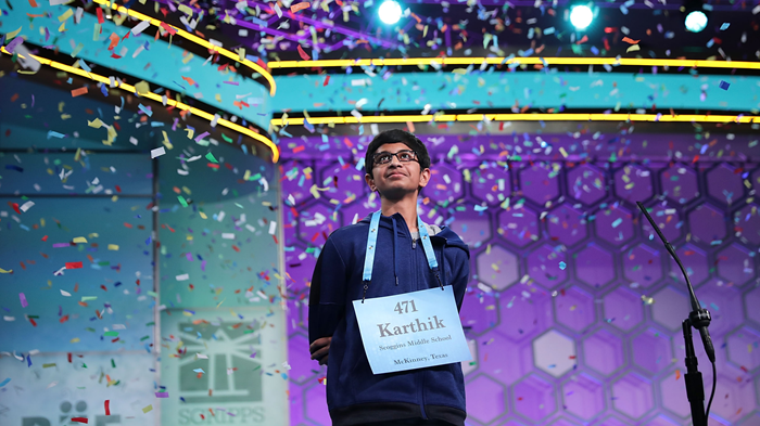 Why the Winning Spelling Bee Word, 'Koinonia,' Is So Easy for Christians