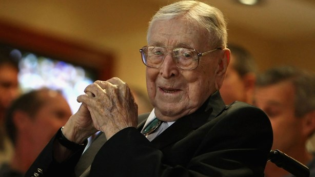 Coach John Wooden Learned Gentle Leadership from Dad