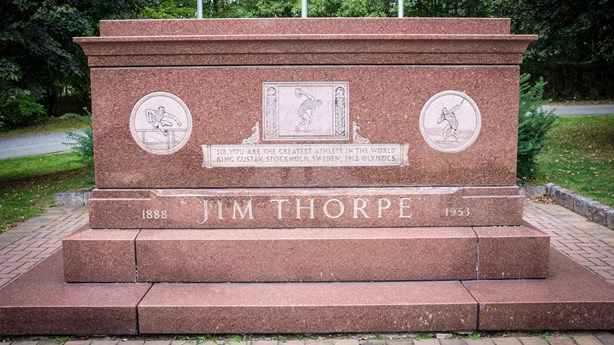 Olympian Jim Thorpe Won Gold Medals with Discarded Shoes
