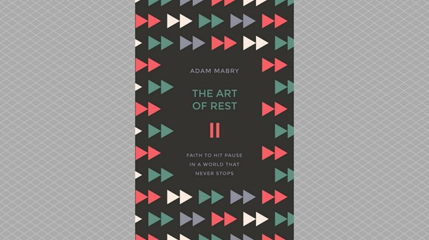 One-on-One with Adam Mabry on 'The Art of Rest'