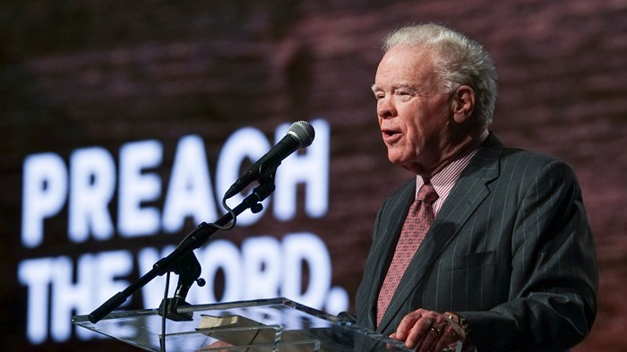 Patterson Withdraws from SBC Annual Meeting