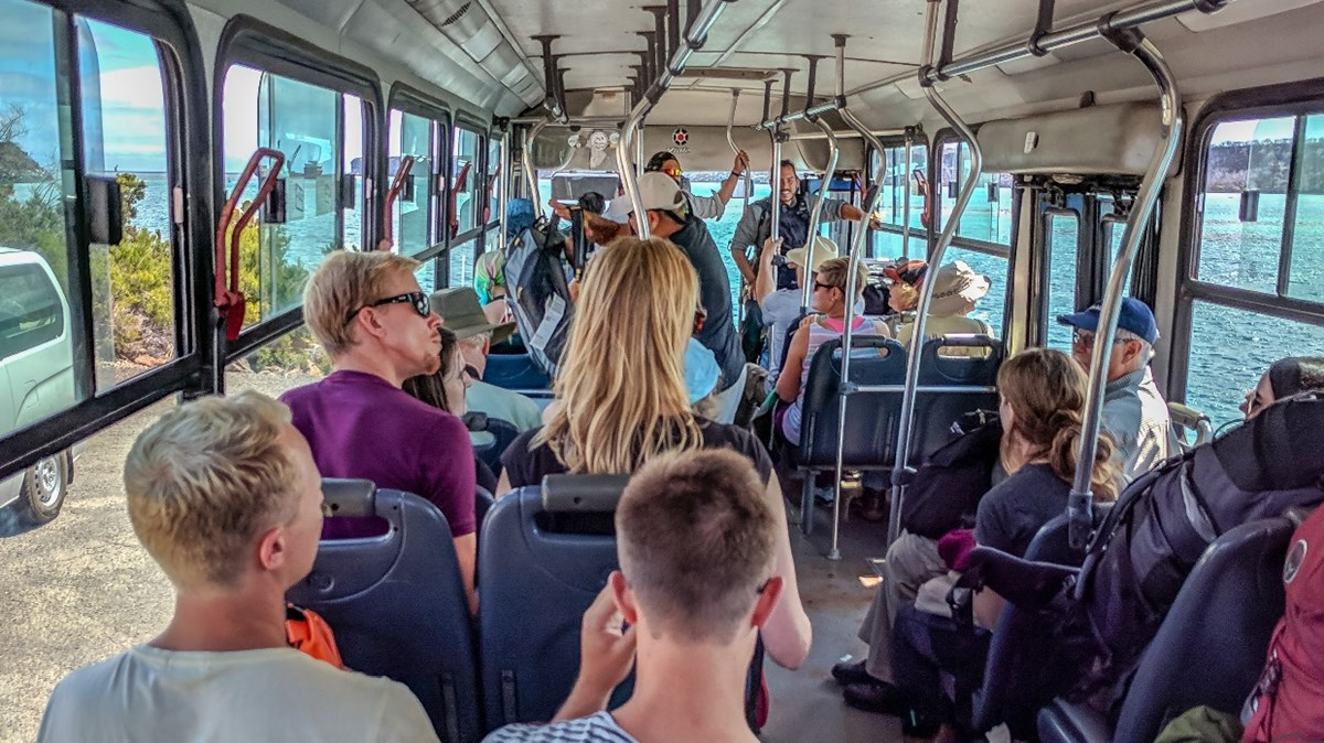 """Why """"Get The Right People On The Bus"""" Doesn't Always Work For A Small Church Staff"""