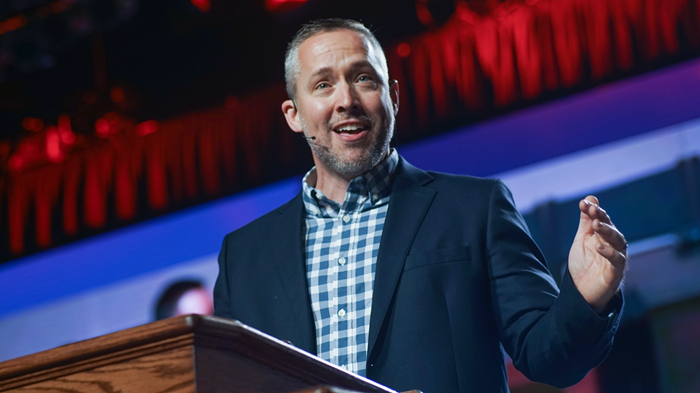 J. D. Greear Elected Youngest Southern Baptist President in Decades