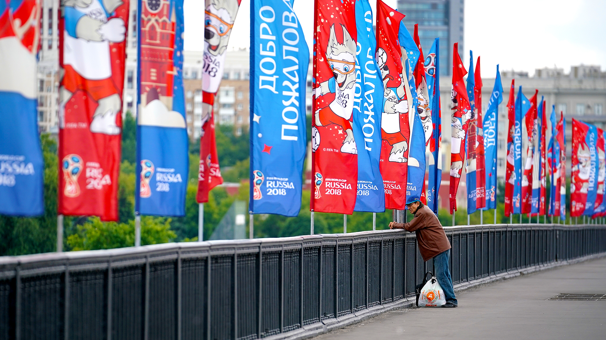 World Cup Evangelism Evades Russia's Ban         News
