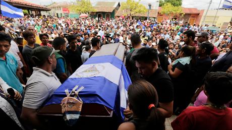 Nicaraguan Unrest Squashes Summer Missions
