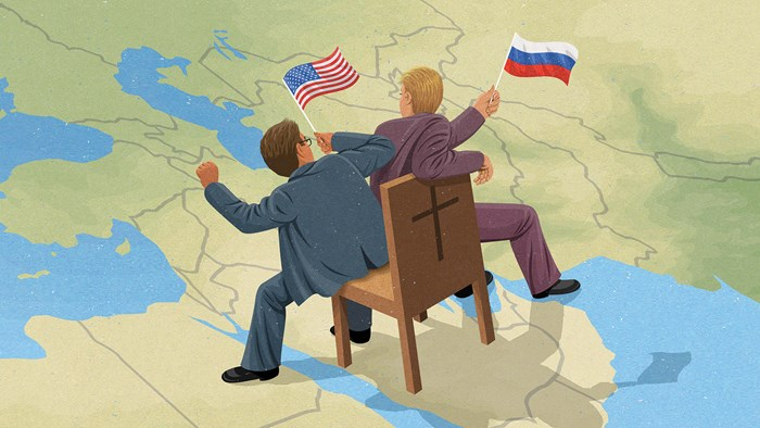 Mideast Christians See Russia—not the US—as Defender of Their Faith