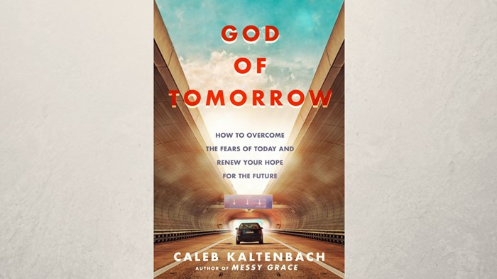 One-on-One with Caleb Kaltenbach on 'God of Tomorrow'