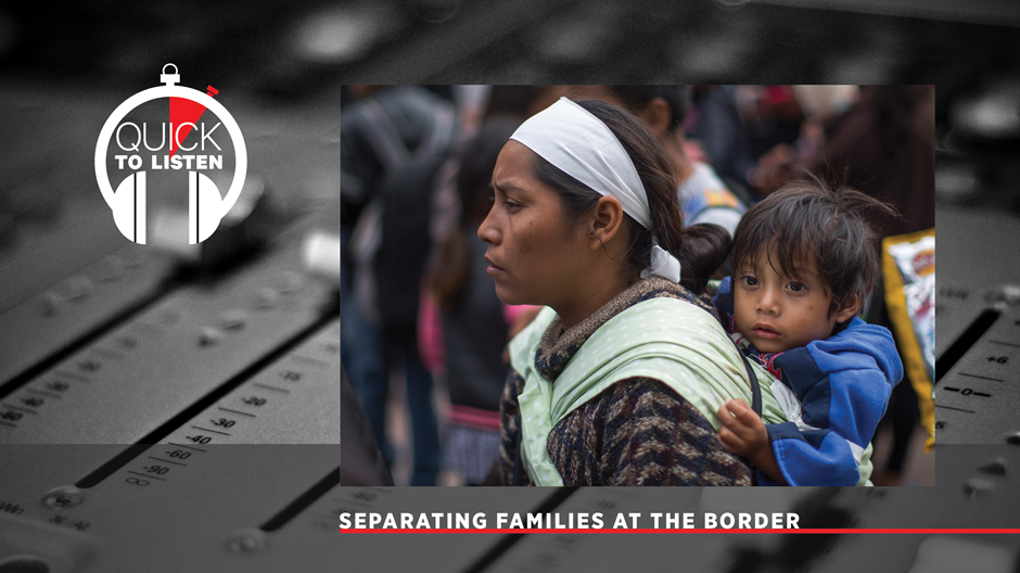 Standing Between Border Control and Immigrant Families