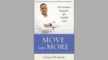 One-on-One with Pastor Choco DeJesus on 'Move into More: Limitless Surprises of a Faithful God'