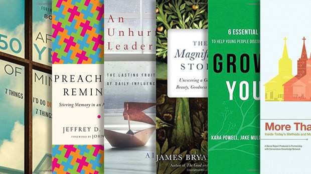 The 2018 CT Pastors Book Recommendations