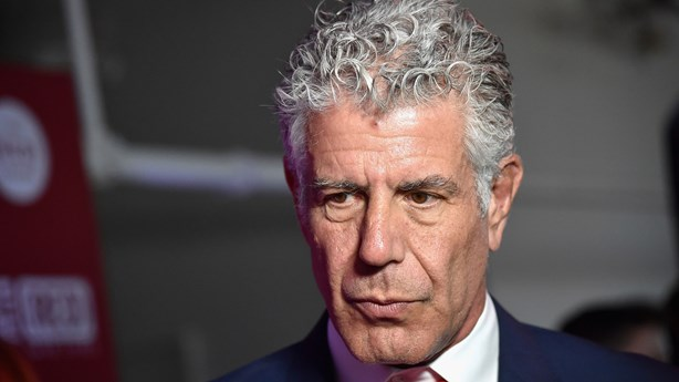 Anthony Bourdain Reflects On Battling Hedonism