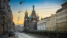 Looking for God in Russia: Finding Jesus in Orthodox Robes and Evangelical Jeans