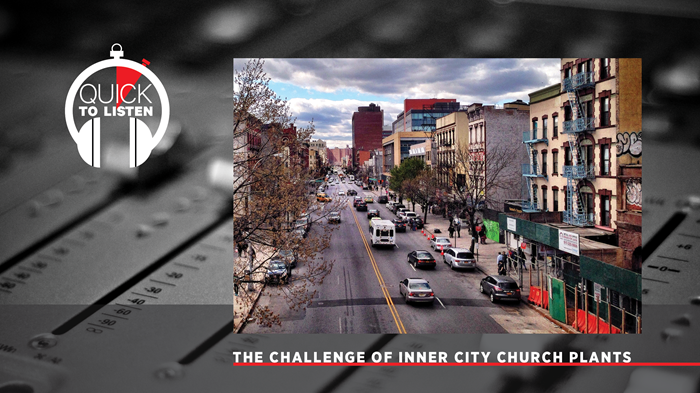 Do Church Plants Drive Neighborhood Change?