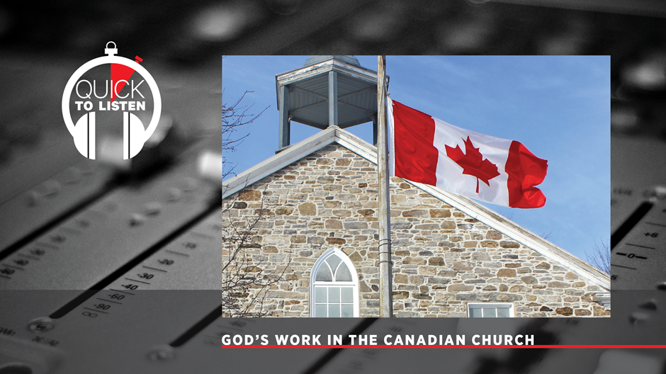 The Other Family Separation at the Border: Canadian and US Evangelicals