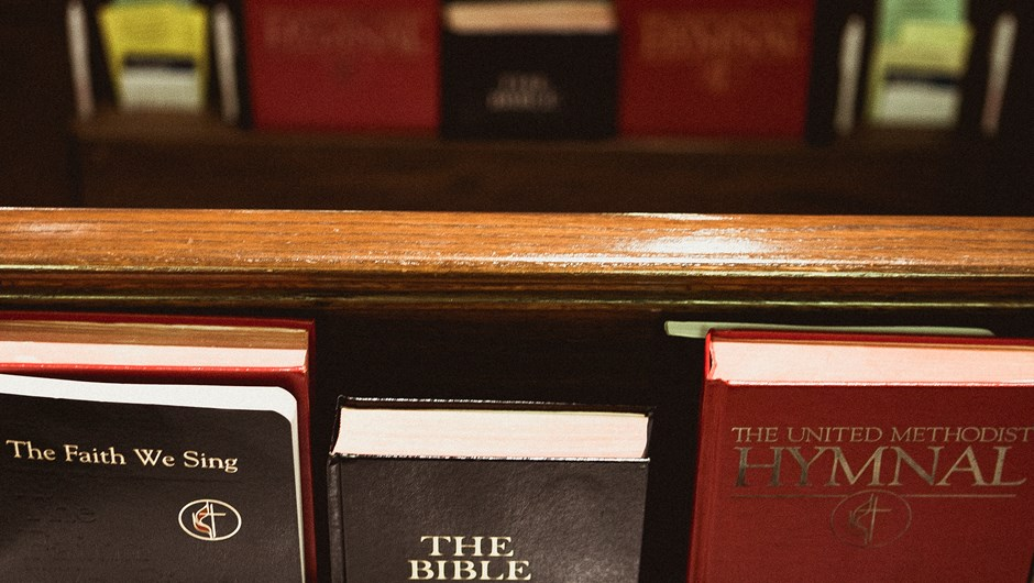 What We Lose When Hymnbooks Disappear