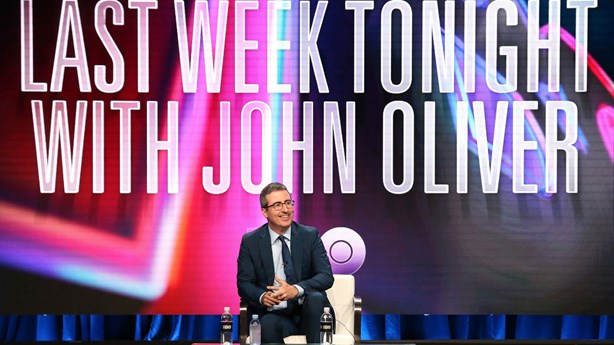 HBO Host John Oliver Struggles with Tragedy and God's Will
