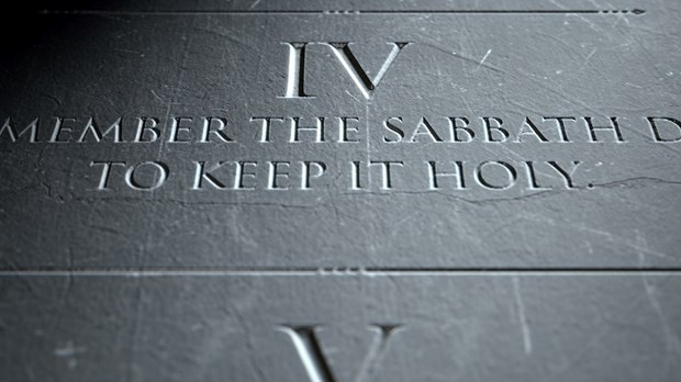 The Pastor's Sabbath
