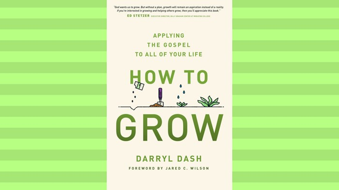 One-on-One with Pastor Darryl Dash on 'How to Grow'