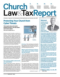 Church, Law & Tax