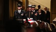 Hosting John McCain's Memorial Service