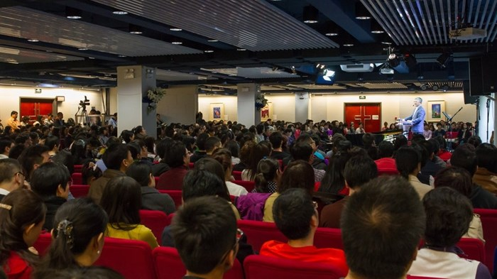 China Bans Zion, Beijing's Biggest House Church
