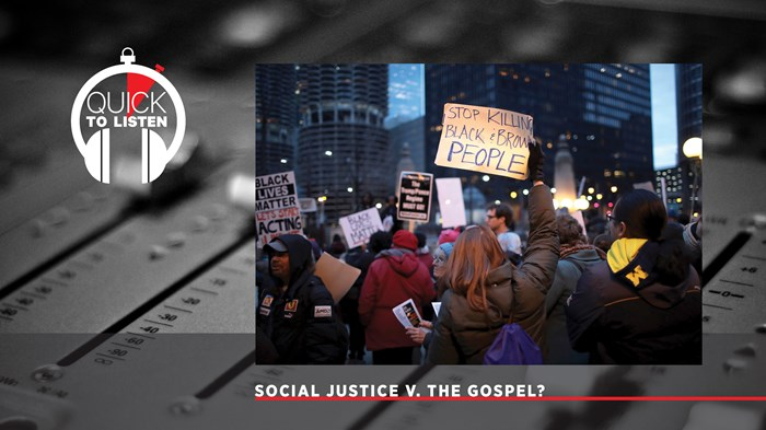 John MacArthur's 'Statement on Social Justice' Is Aggravating Evangelicals