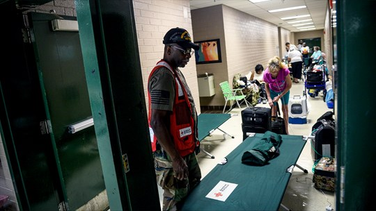 One Body, Many Parts: The Crucial Role of the 'Faith-Based FEMA' After Florence