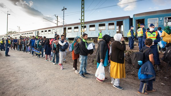 Evangelicals Argue Against US Reducing Refugees to 30,000
