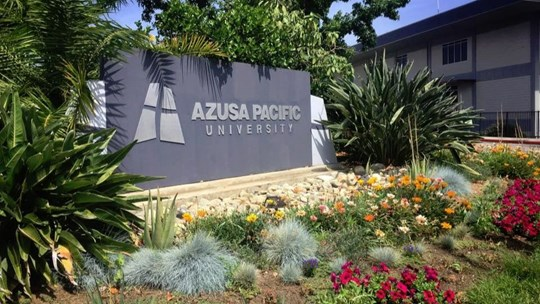 Azusa Pacific Okays Gay Romance (But Not Sex and Marriage)