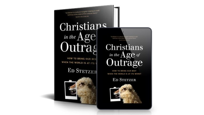 Why I Wrote 'Christians in an Age of Outrage'