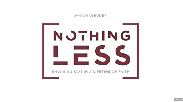 One-on-One with Jana Magruder on Engaging Kids in a Lifetime of Faith