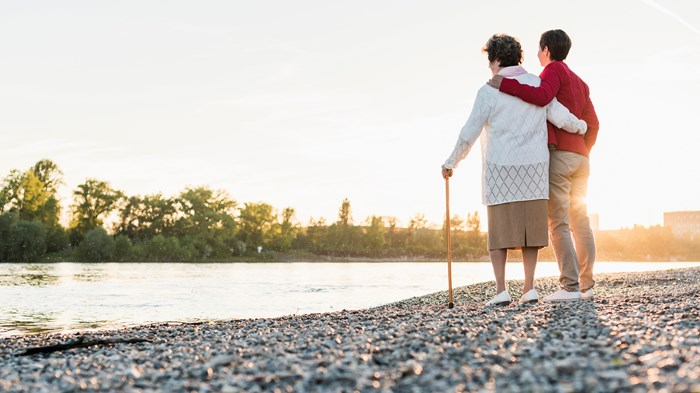 How to Stay Married When You're Stuck Between Needy Teens and Aging Parents