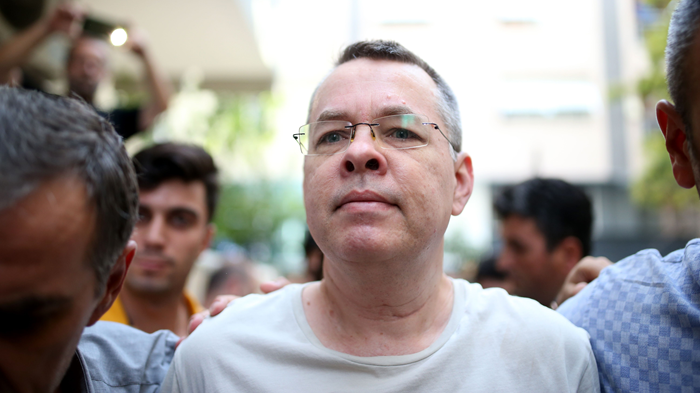 Free at Last: Andrew Brunson Released by Turkey After Two Years