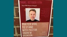 A Day of Rejoicing! Lessons from Two Years of Petition for Pastor Andrew Brunson