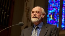 Eugene Peterson Enters Hospice Care