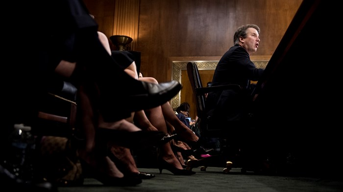 What the Kavanaugh Saga Says About Our View of Sin