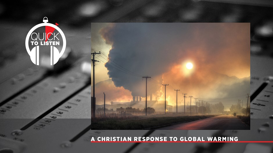 Climate Change Divides the US Church. It Unites the Global One.