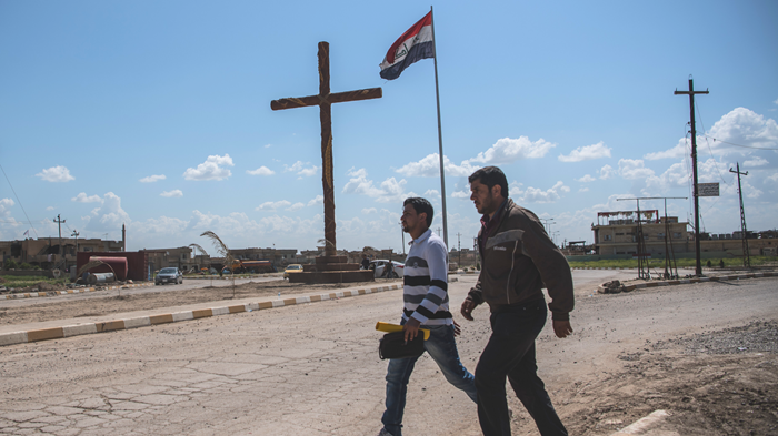 Sparing Nineveh: US Pledges $300 Million So Iraq's Christians Can Return Home