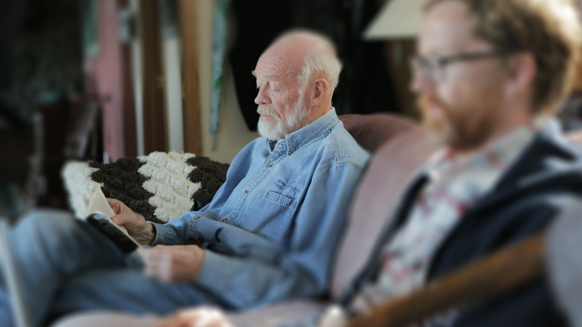 Eugene Peterson: A Monk Out of Habit | Christianity Today