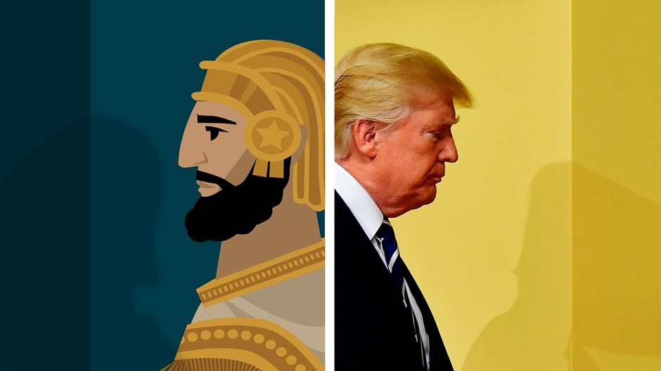 Is Trump Our Cyrus? The Old Testament Case for Yes and No