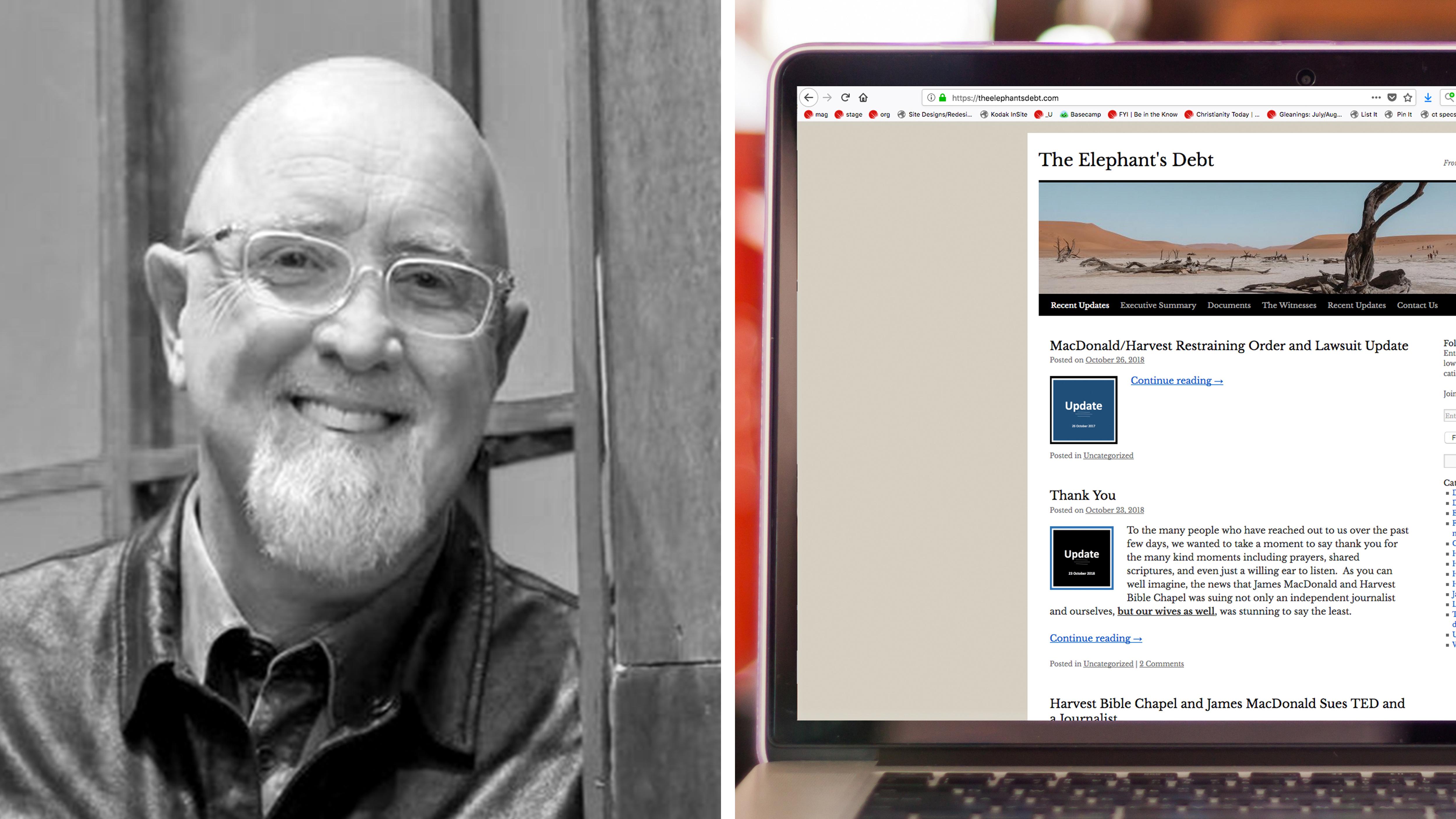James MacDonald Sues Harvest Bible Chapel Critics for Libe