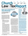 Church, Law & Tax November/December 2018 issue
