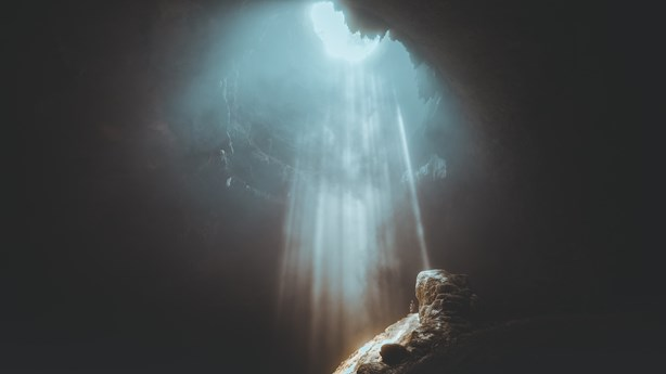Trapped in a Cave and Rescued from Above