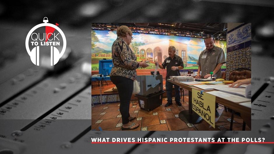 Why Latino Evangelicals Vote Beyond Immigration