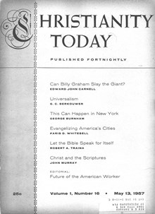 May 13 1957