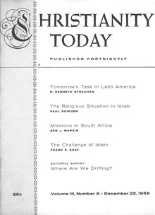 December 22 1958