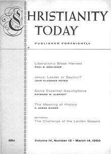 March 14 1960