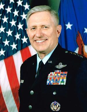 General Roger A. Brady, USAF, Ret.